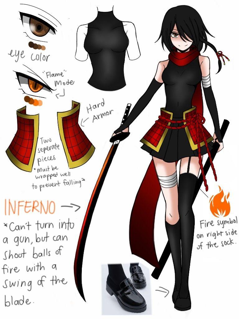 Character Unlock Rwby Kitten By Cneko Chan Deviantart Com On Deviantart Character Outfits Anime Outfits Hero Costumes