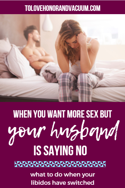 refusing sex in marriage