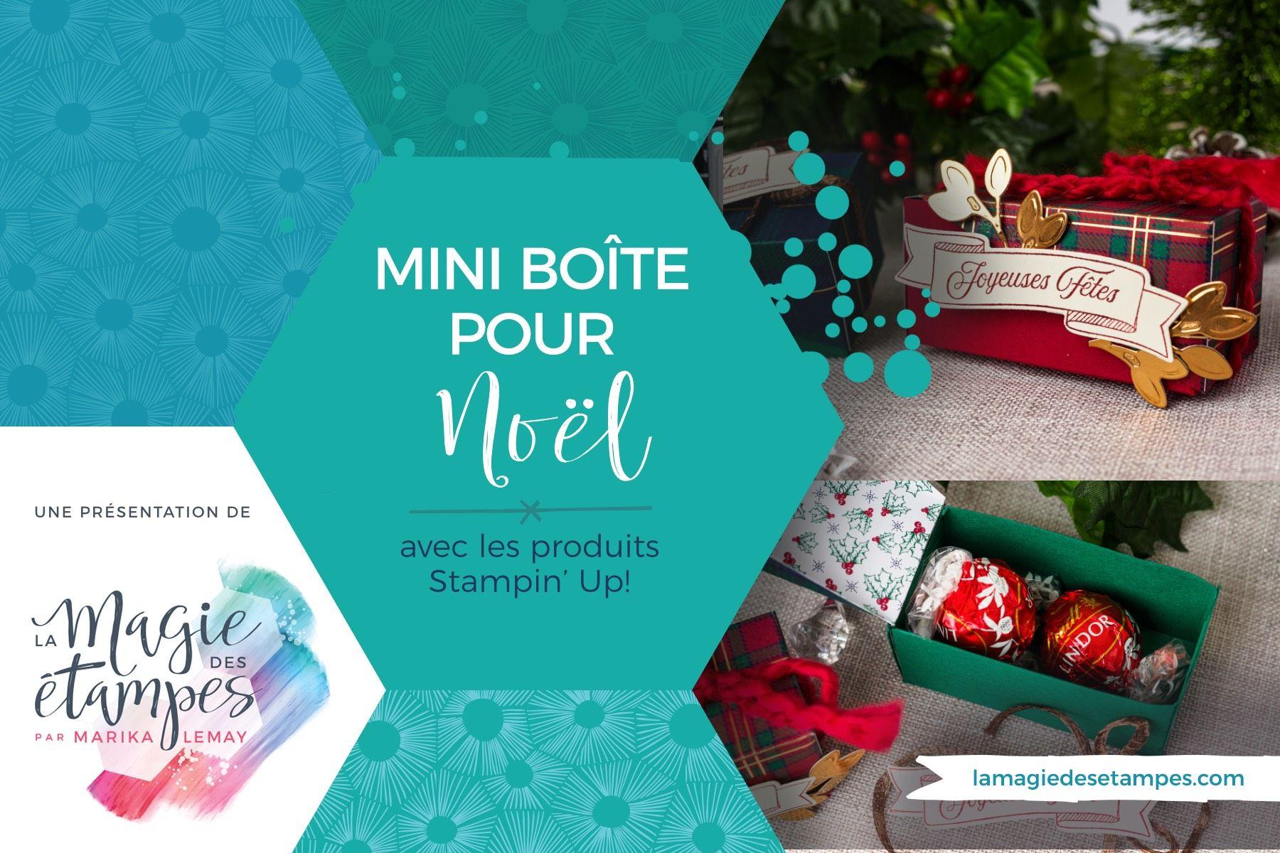Vidéo: boîte pour chocolats à Noël   Stampin up, Book cover, Stampin