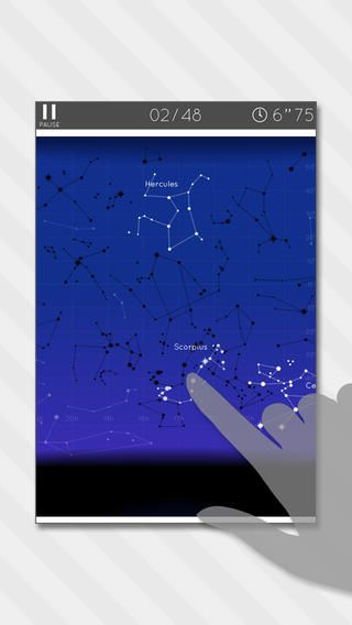 Enjoy learning constellation puzzle by digital gene free flipped enjoy learning constellation puzzle by digital gene free gumiabroncs Image collections