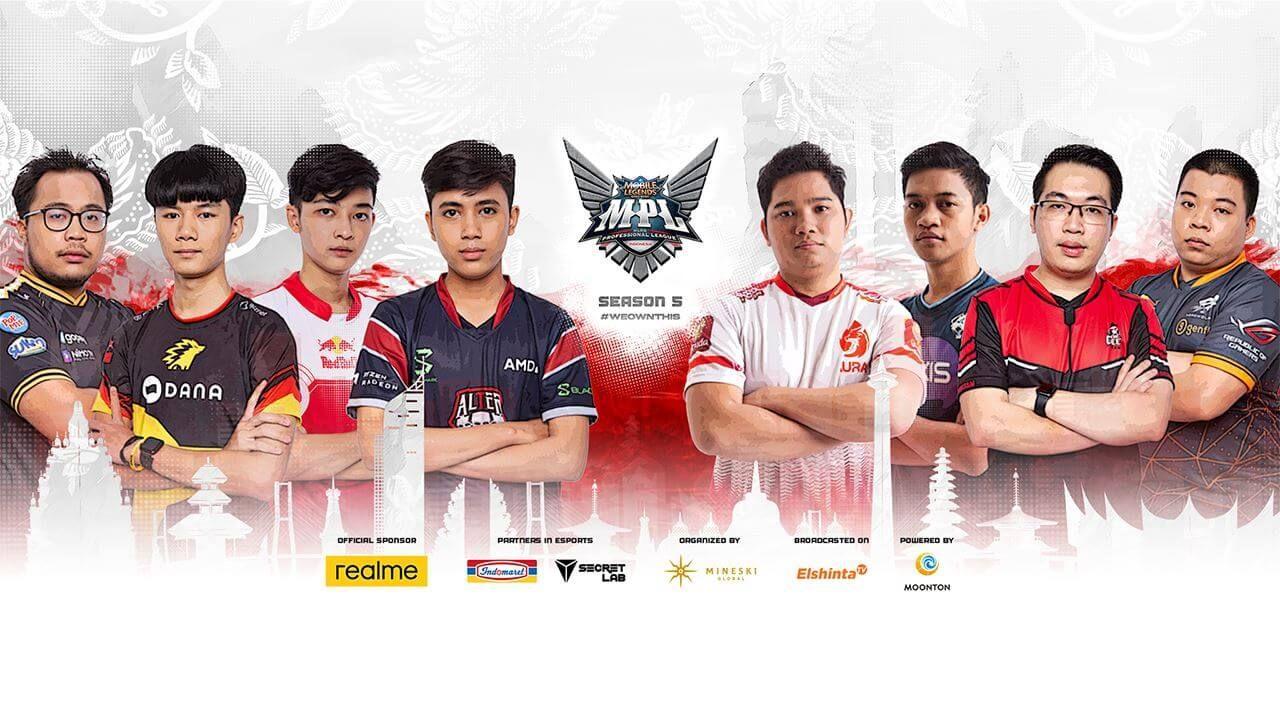 Mpl Indonesia Mobile Legends Professional League Mobile Legends Alucard Mobile Legends Legend