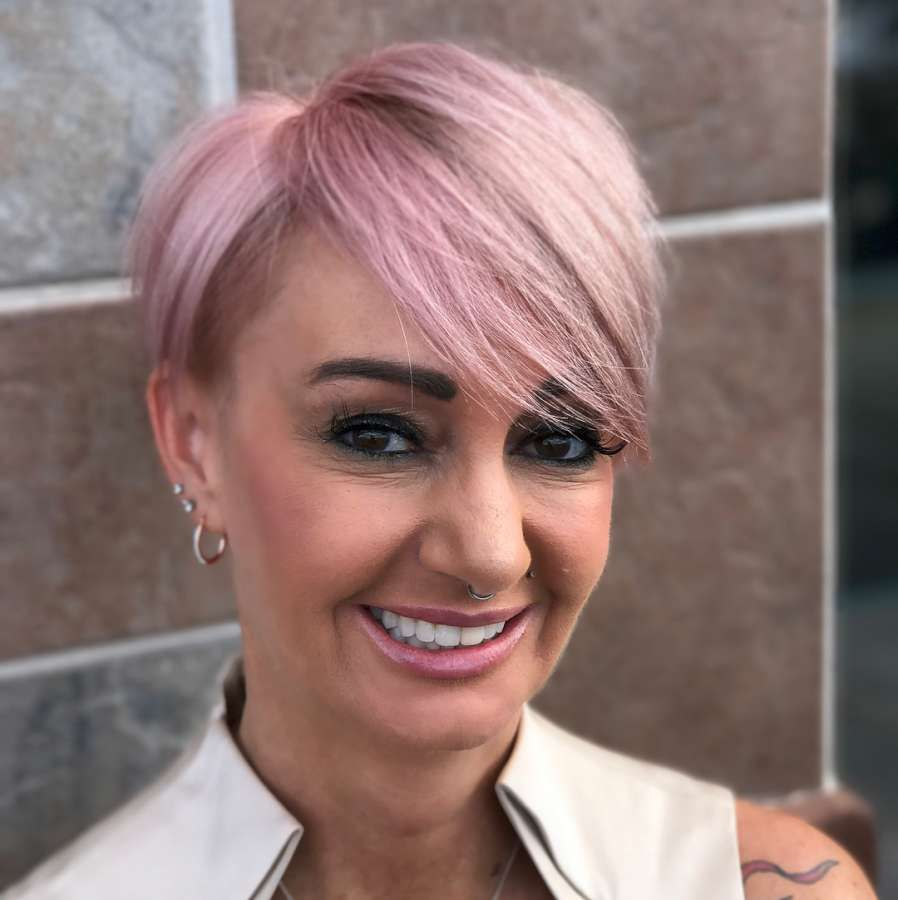 Short hairstyle u hår pinterest hairstyles and