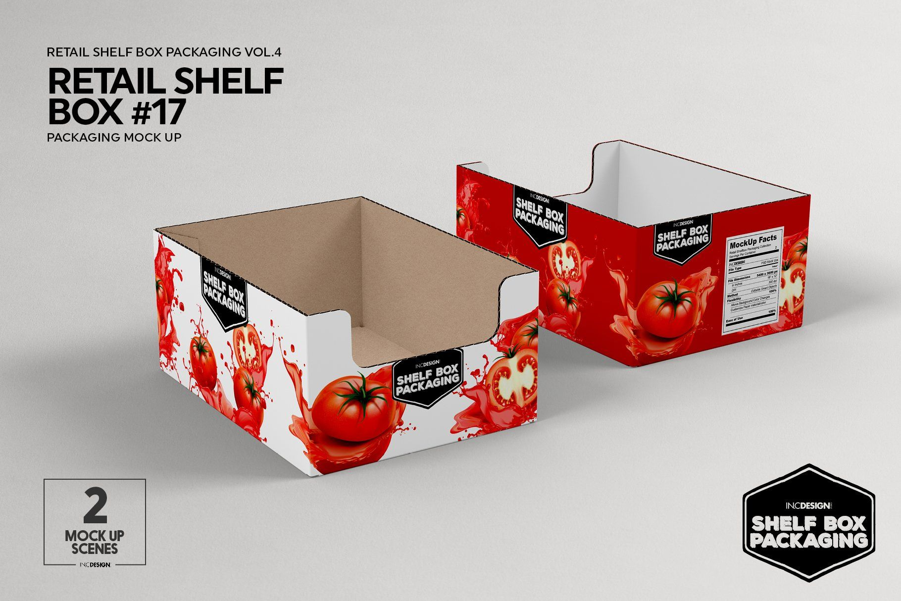 Download Retail Shelf Box Packaging Mockups4 In 2020 Packaging Mockup Retail Shelving Design Mockup Free