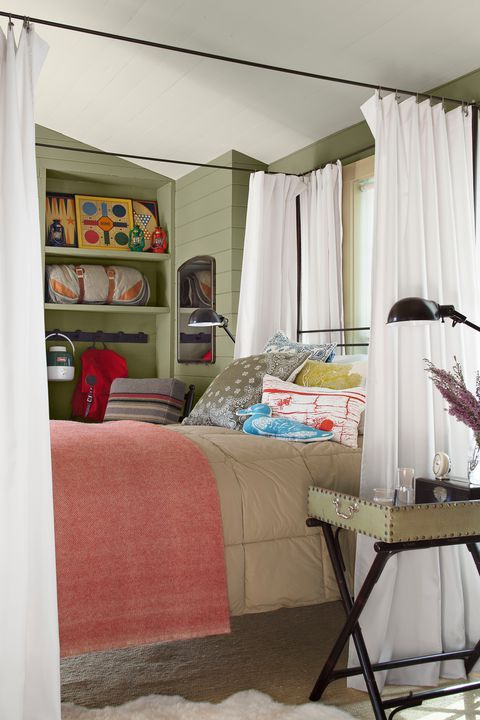 30+ Decorating Tricks To Make Your Bedroom Feel Extra Cozy is part of Cozy bedroom Curtains - Finally! An excuse to stay in bed all day