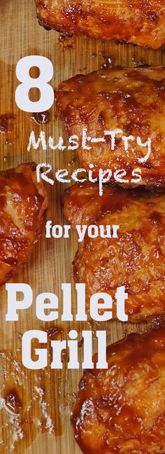 What Can You Cook On A Pellet Grill Pellet Grill Recipes Smoker Grill Recipes