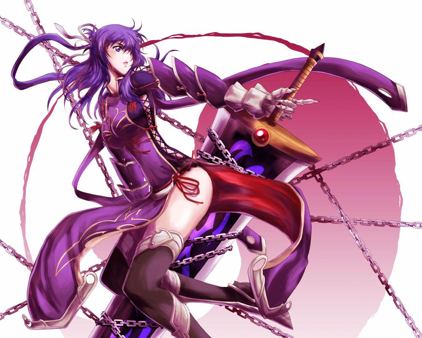 Pin By Josh Head On The Art Of The Female Warrior Anime Warrior Anime Anime School Girl