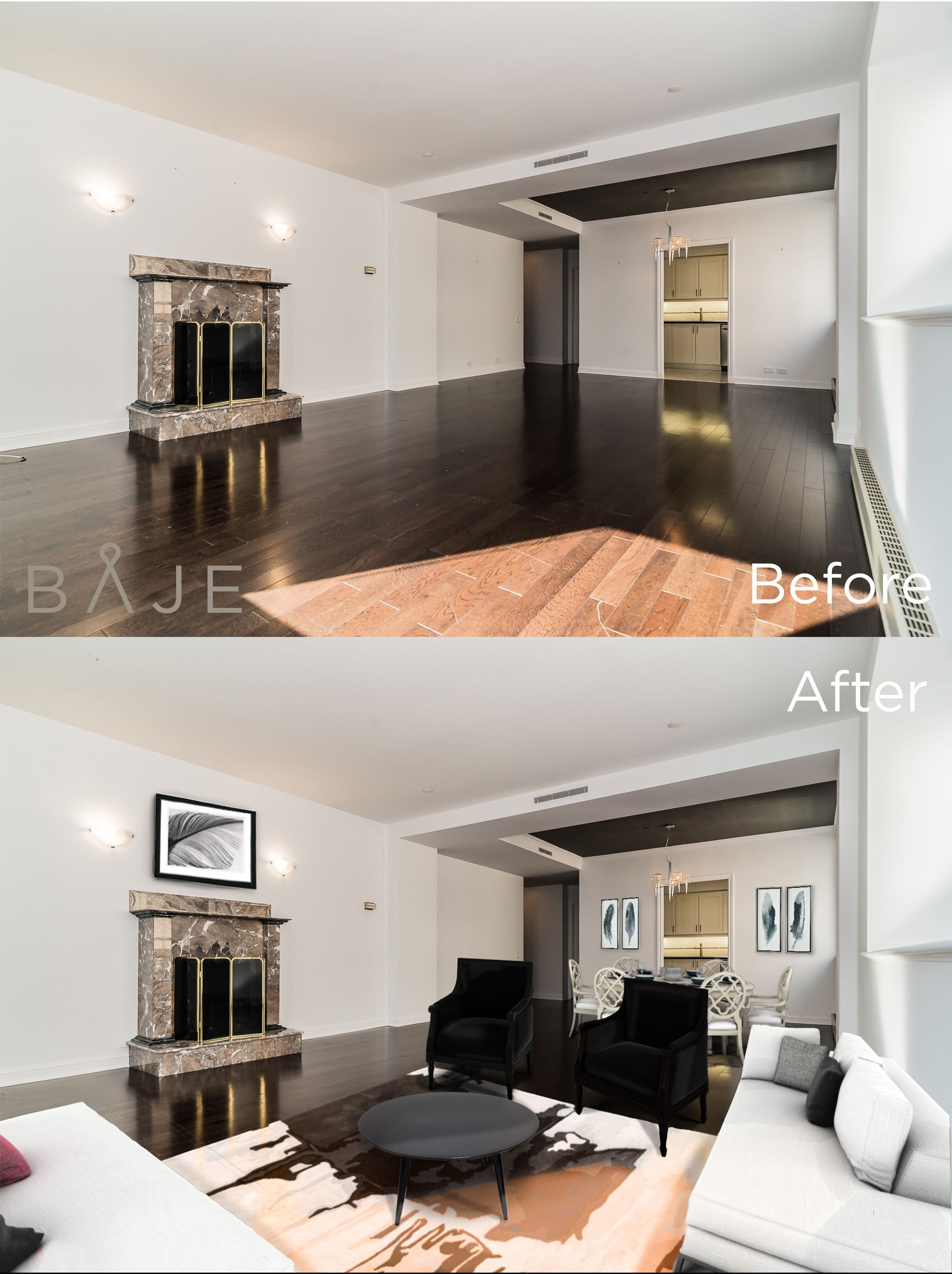 Before listing an unfurnished home for sale, VIRTUAL STAGING will ...
