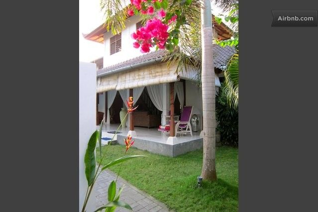 Pretty House With Pool In Legian In Denpasar From 150 Per Night Pool Houses Pretty House Bali Holidays