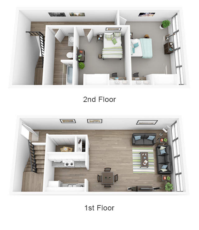 2 Bed 1 Bath 1000 Sq Ft Apartment In Gainesville Fl Sims House Plans House Plans Sims House Design
