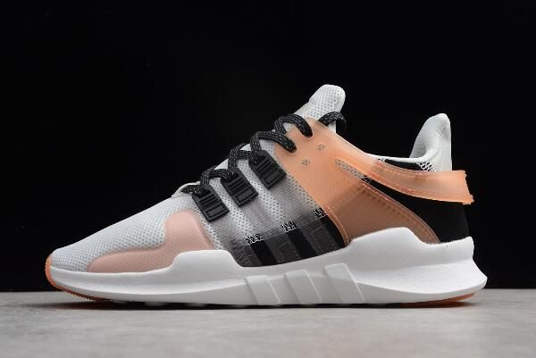 d770c3c534f3 Women s adidas EQT Support ADV Grey Chalk Coral-White CQ2251 in 2019 ...