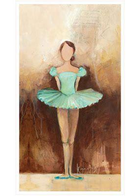 #turquoise #art #ballet #ballerina