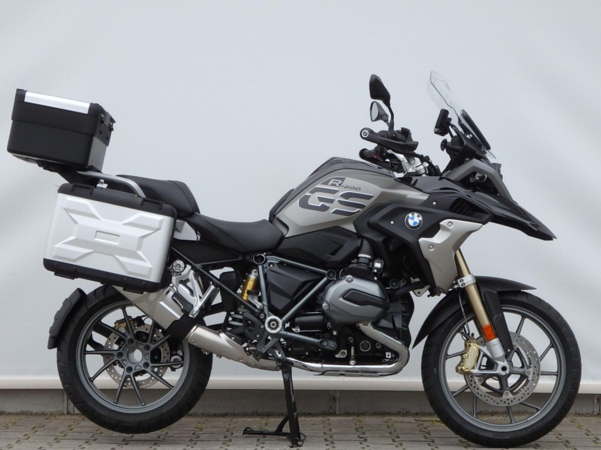 Bmw R 1200 Gs 2018 Motoroccasion Nl Motor