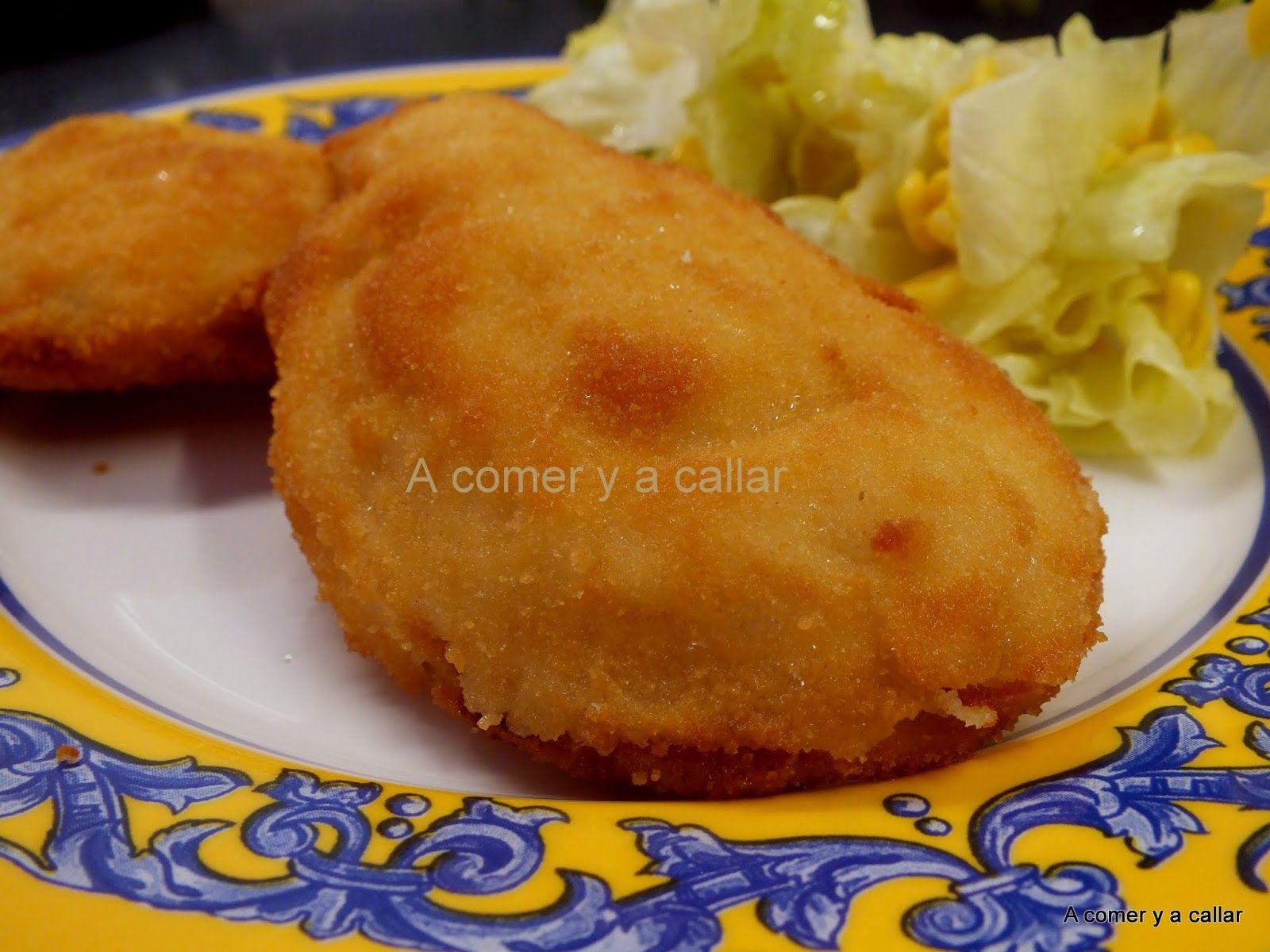 A Comer Y A Callar Pechugas Villaroy Paso A Paso Pechugas