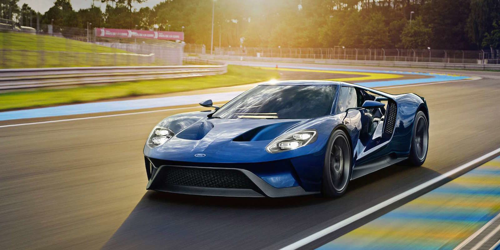 Ford Will Build One Gt Per Day From December 2016 To October 2020