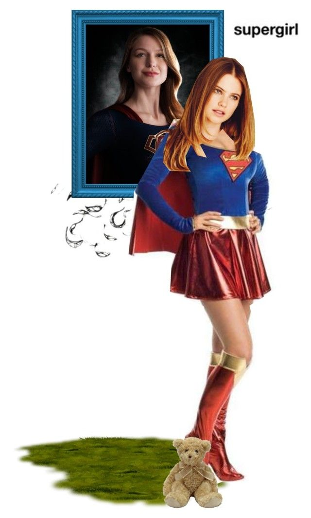 """""""Supergirl"""" by followyourbliss ❤ liked on Polyvore featuring Buy Seasons"""