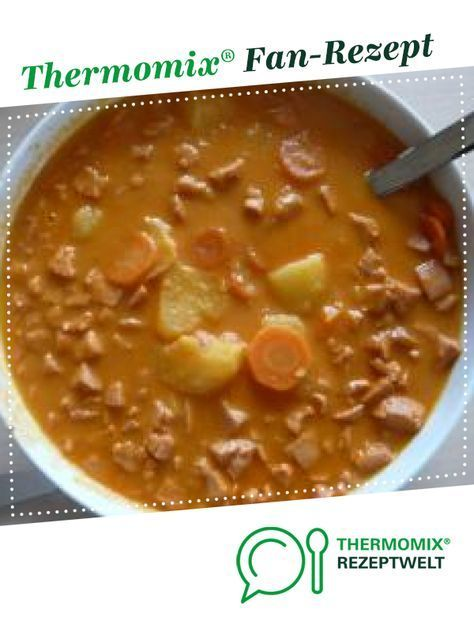 Photo of Carrot and potato stew with Wienerle