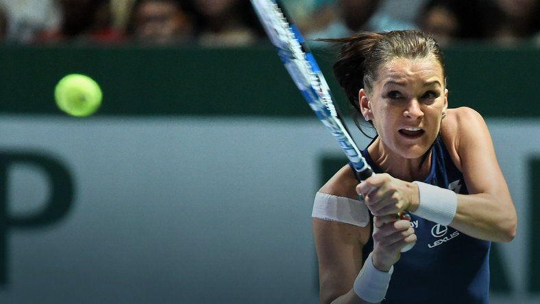 WTA Finals: Agnieszka Radwańska pokonała Petrę Kvitovą w finale, Polka najlepsza w Singapurze