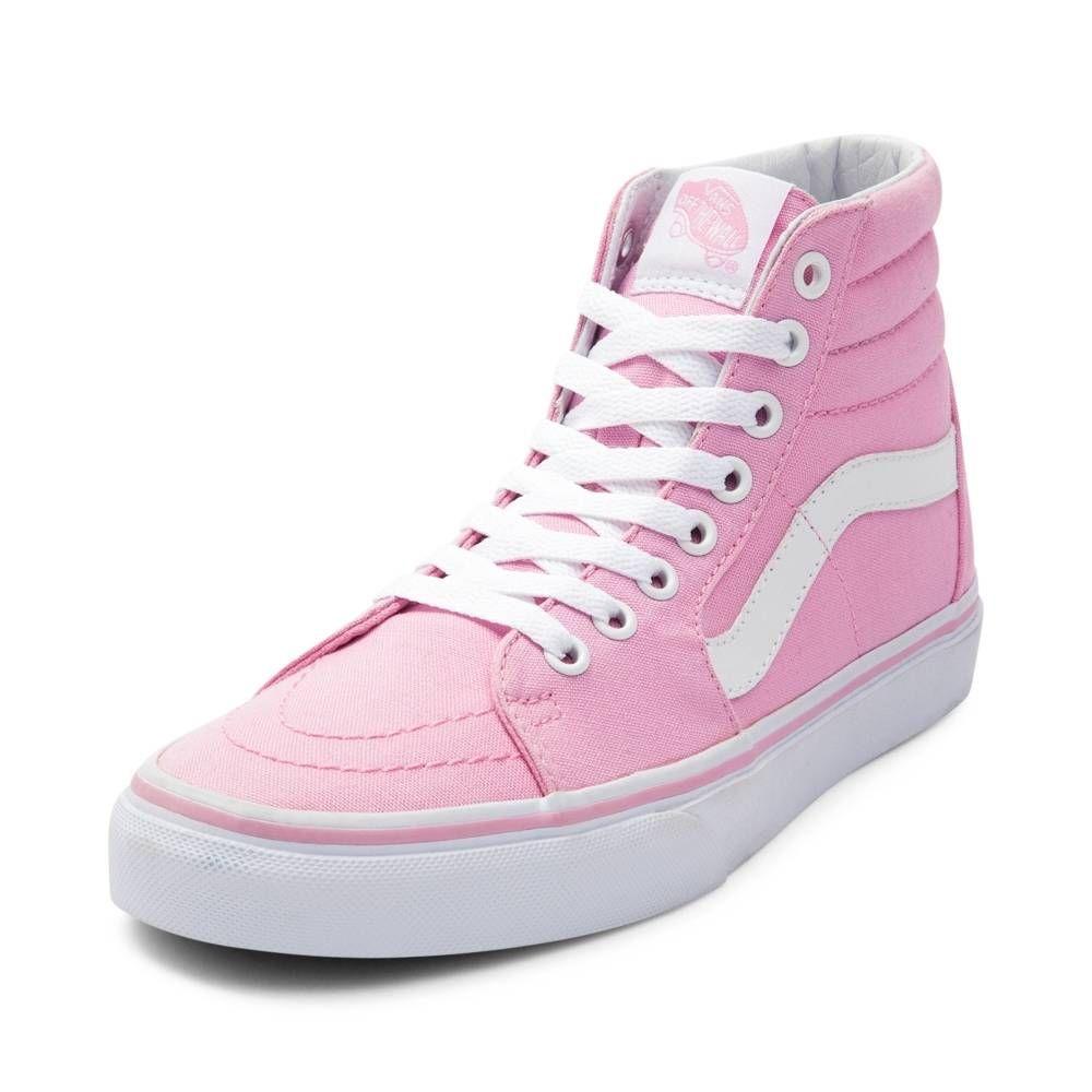 Vans Sk8 Hi Skate Shoe - Prism Pink