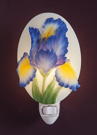 Nice Dutch Iris Night Light Amazing Ideas