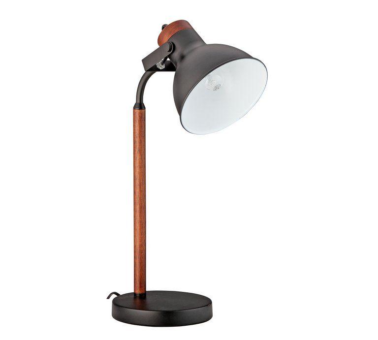 Argos Home Ruscombe Floor Lamp Dark
