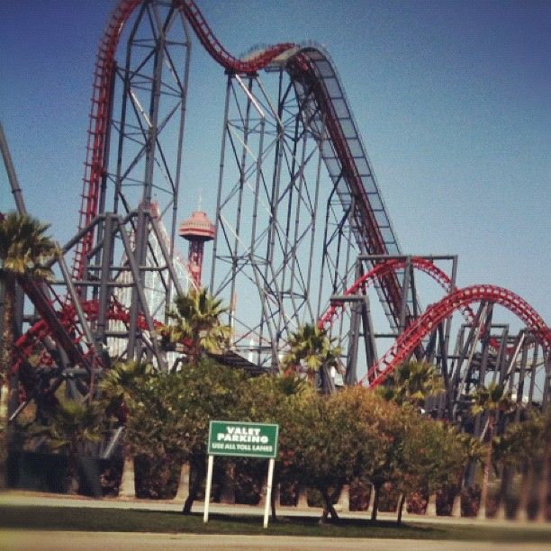 Six Flags Ca My Favoorite Roller Coaster Of All Time The X2 Roller Coaster Pictures Roller Coaster Thrill Ride
