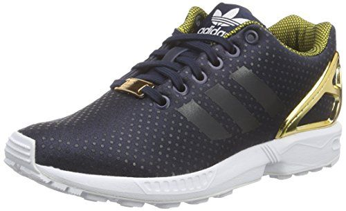 adidas zx flux damen gold