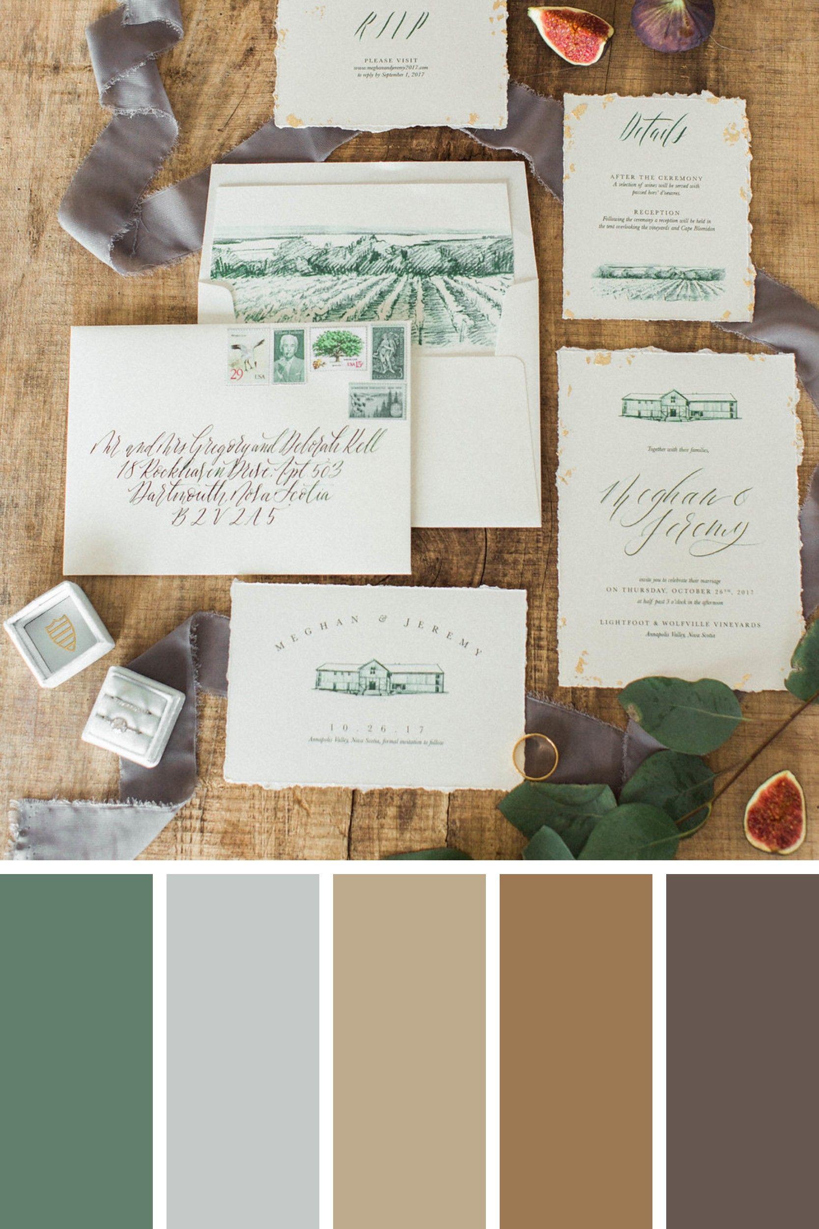 Earth Tone Wedding Colour Palette Color Schemes Colour Palettes Brown Color Schemes Brown Color Palette