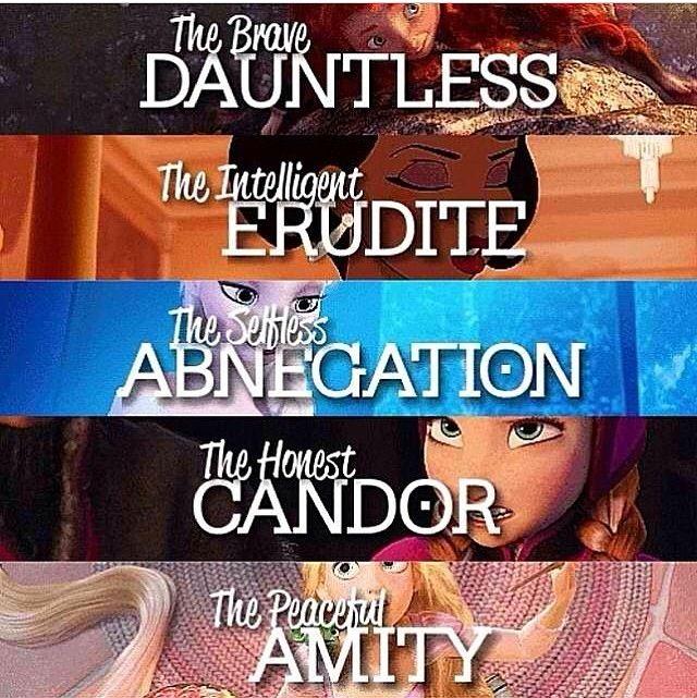 Disney and Divergent
