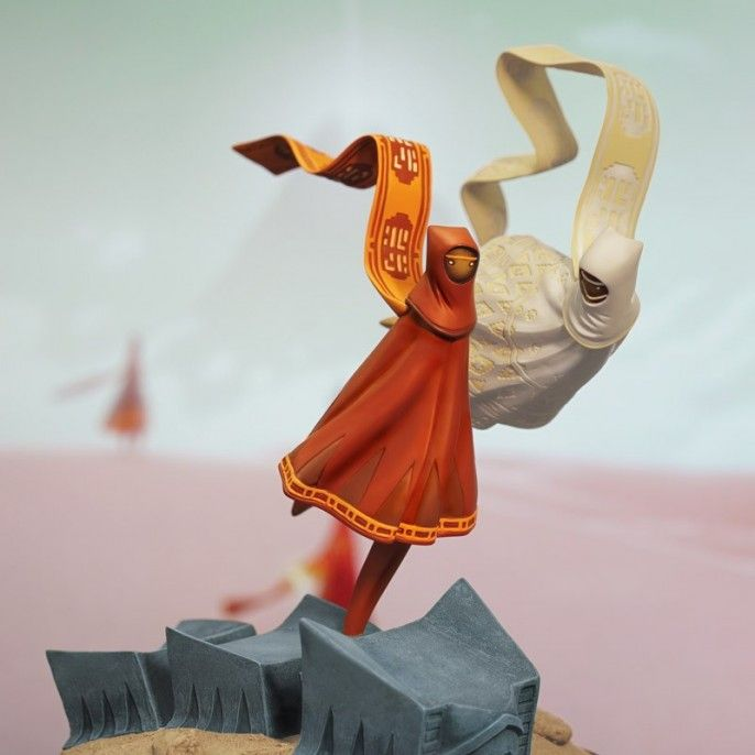 Tim Miller – Official Journey Limited Edition Statue