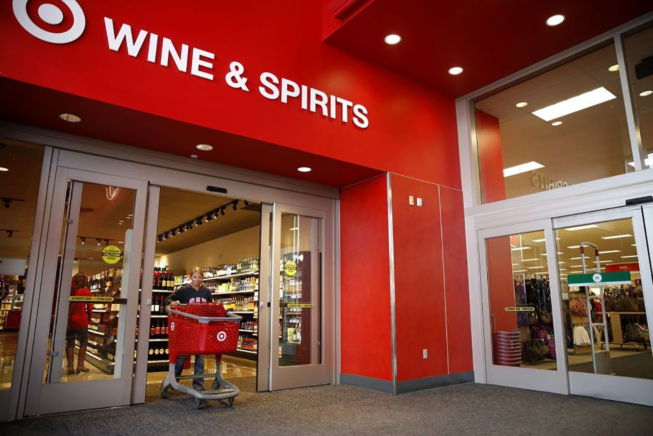Is Target Really Profiting From Digital Market Mad House Liquor Store St Louis Saint Louis Park