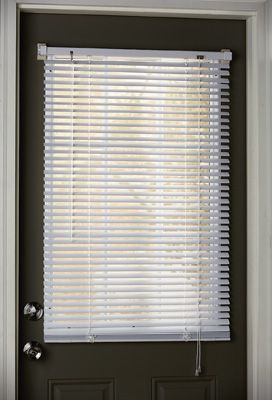 Magnetic Window Blinds From Collections Etc Magnetic Blinds Steel Doors And Windows Blinds For Windows