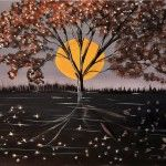 Twinkle in WaterBuy/Sell Paintings Online at www.abstract4life.com  Find art work that matches your style. Rich collection of Paintings and Sketches
