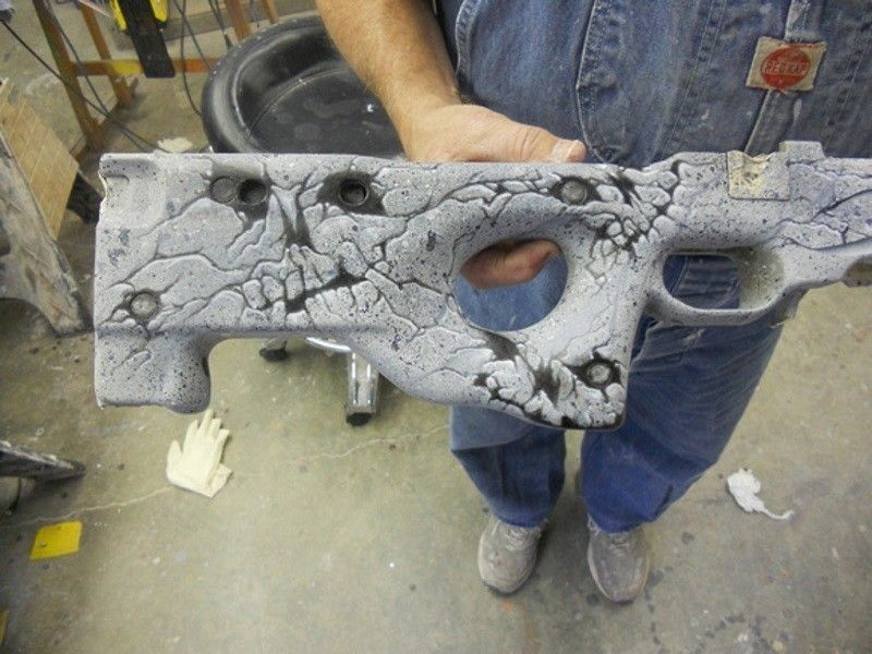 10 great firearm paint jobs we wish we had thought of