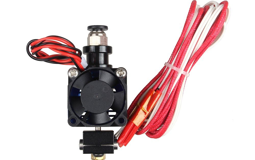 On Sale Free Shipping 3DSWAY 3D Printer Parts hotend e3d v6