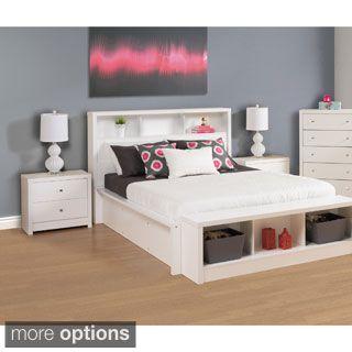 Superb Nolita Pure White Headboard | Overstock.com Shopping   The Best Deals On  Headboards