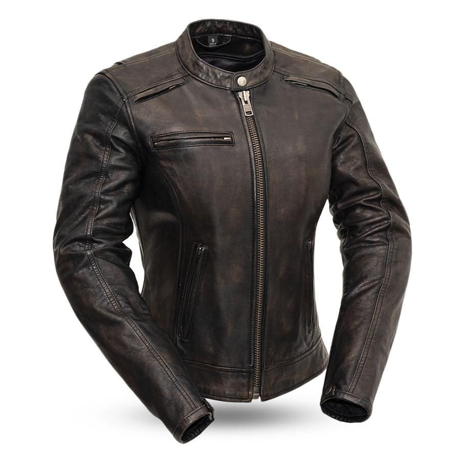 Mens motorcycle classic leather riding chap | Motorcycle
