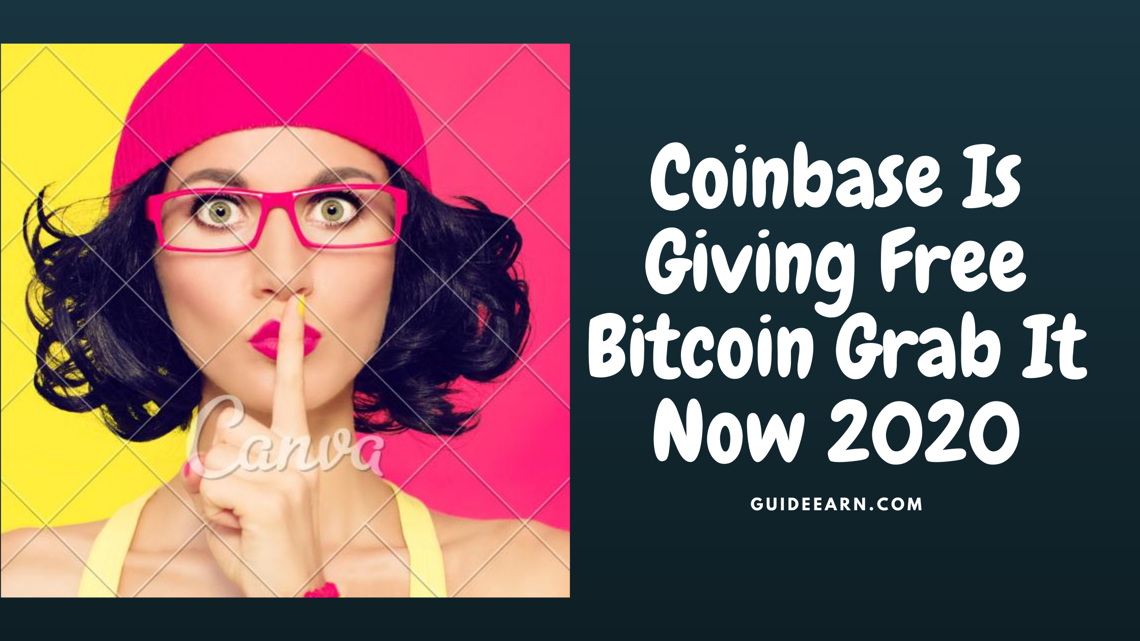 Coinbase Is Giving Free Bitcoin Grab It Now 2020 in 2020