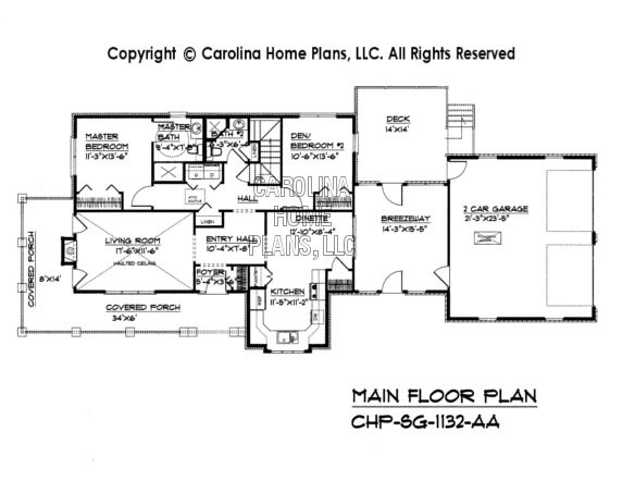 Small Brick Country House Plan SG Sq Ft Affordable Small - 1200 square feet tiny house designs