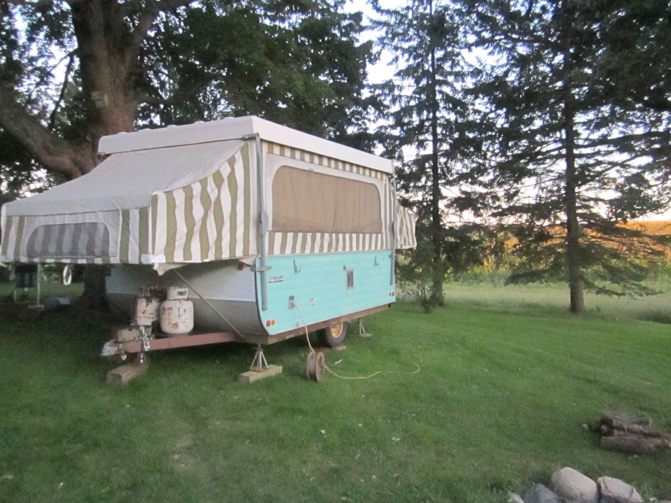 1970 Steury Pop Up Camper Pop Up Camper Small Pop Up Campers