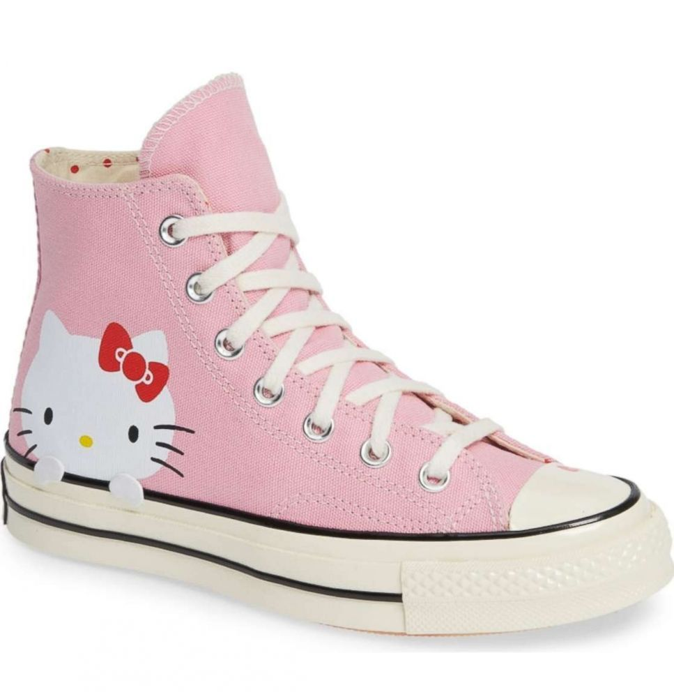 Add some cat titude to your outfit with the Hello Kitty