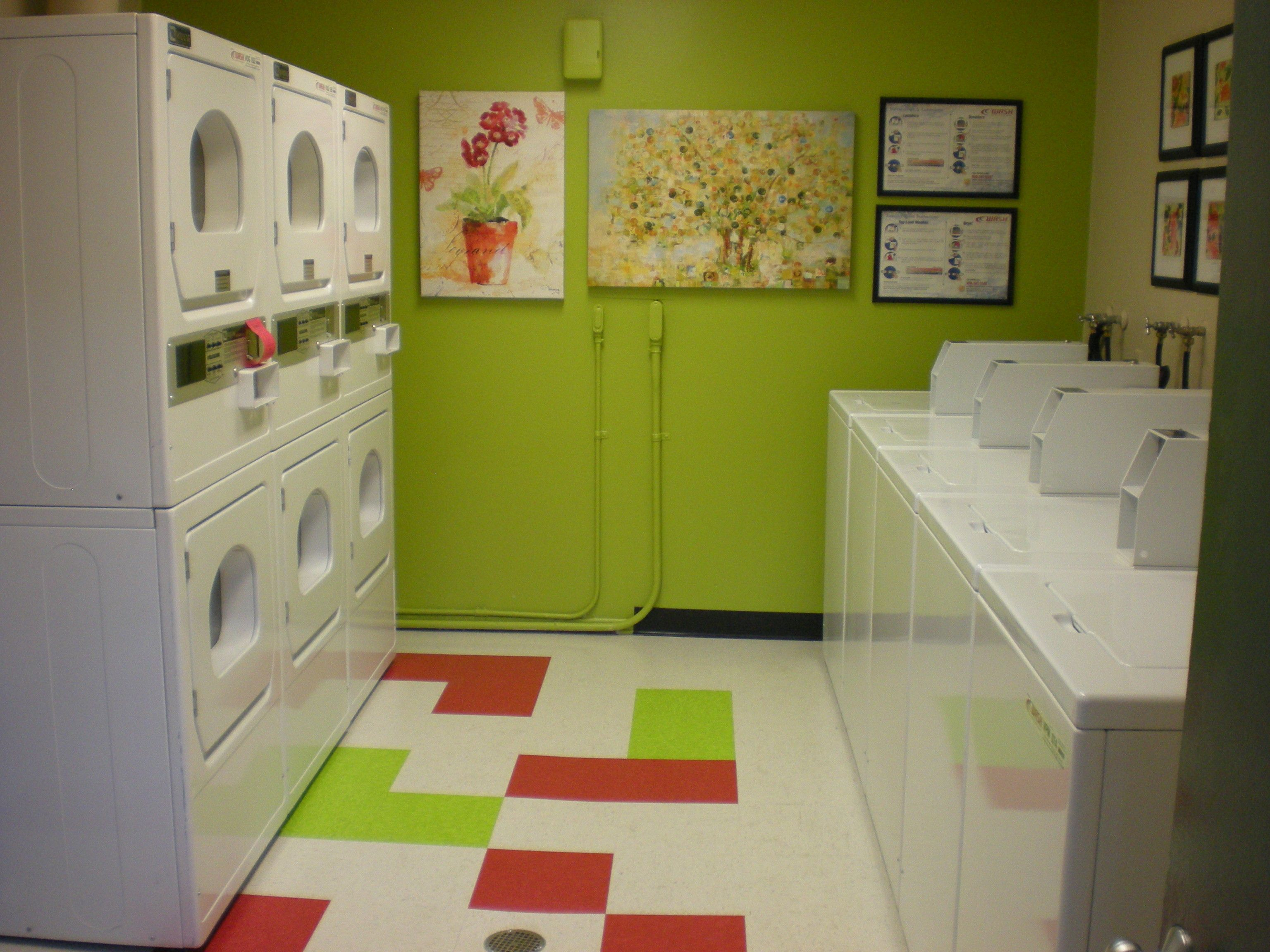 Apartment Complex Laundry Room Makeover Apartment Laundry Laundry Makeover Room Makeover