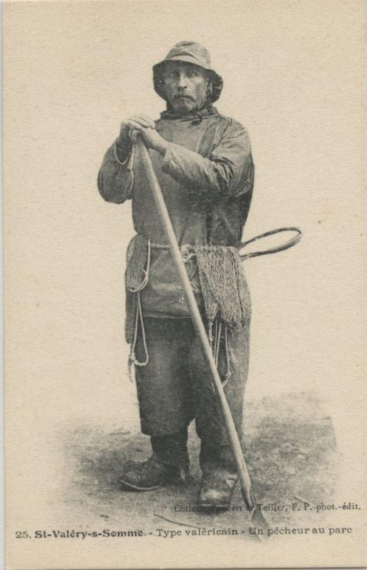 SVSS - Le pêcheur au parc