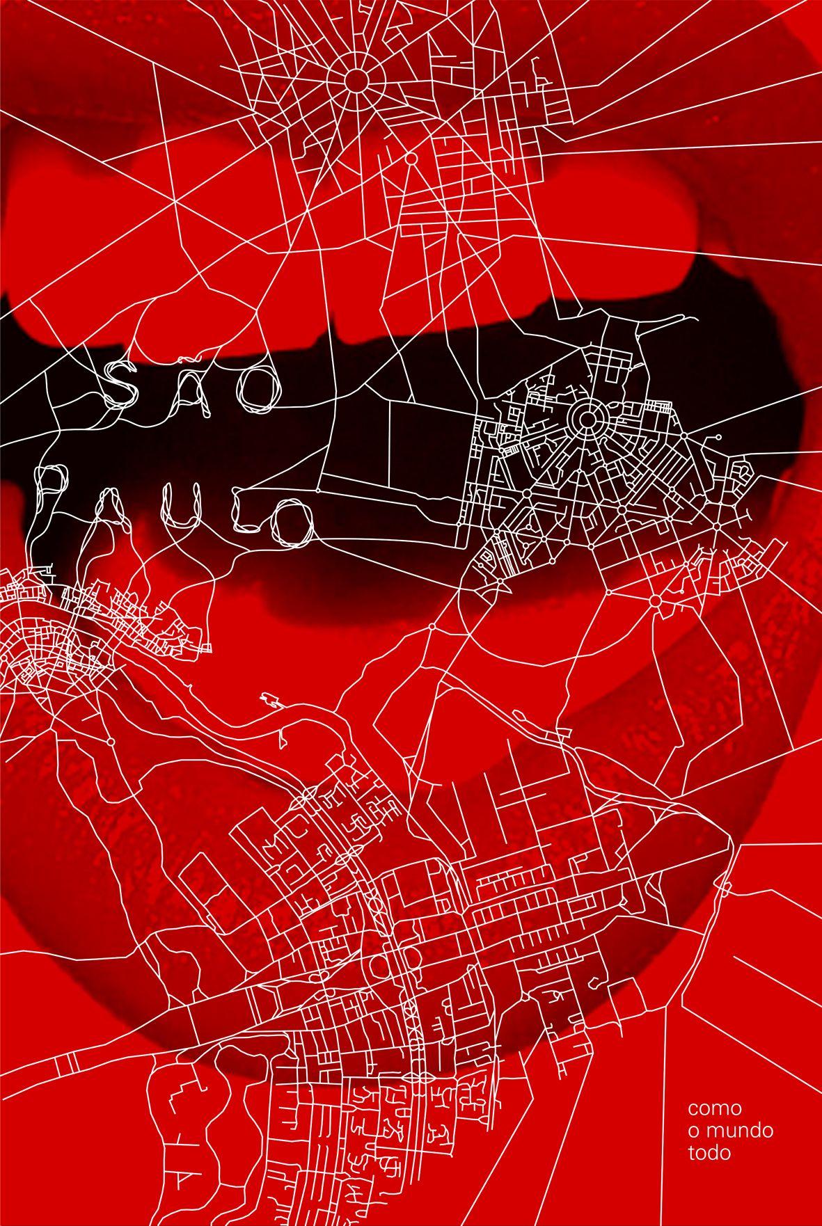 Um Cartaz Para São Paulo - Tamara Tarasiuk