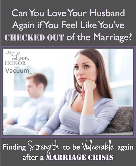How do you love your spouse again if you feel like you've checked out of the marriage? Thoughts on reb… | Love you husband. Marriage thoughts ...
