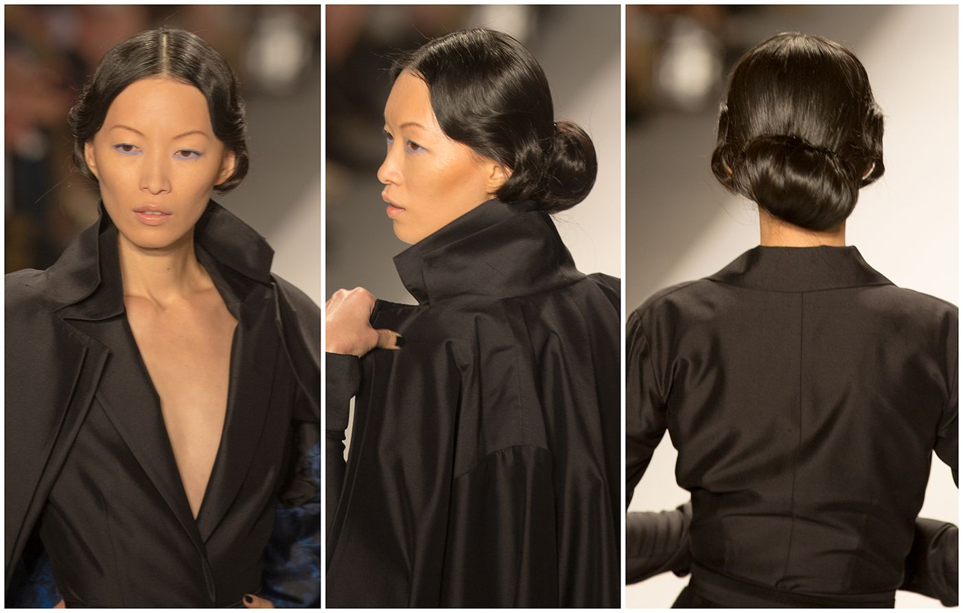 Futurederm hair trends we love from nyfw gorgeous hair