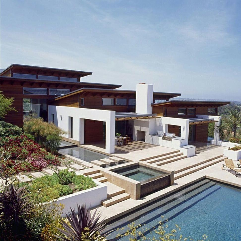 boss homes on instagram u201chilltop house california millionaire rh pinterest com