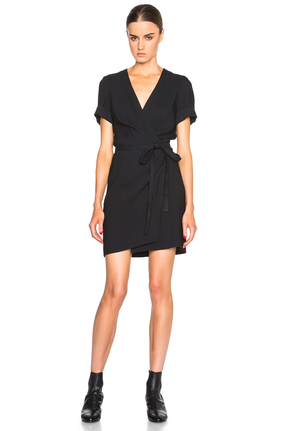 Image 1 of Isabel Marant Etoile Kansas Dress in Black
