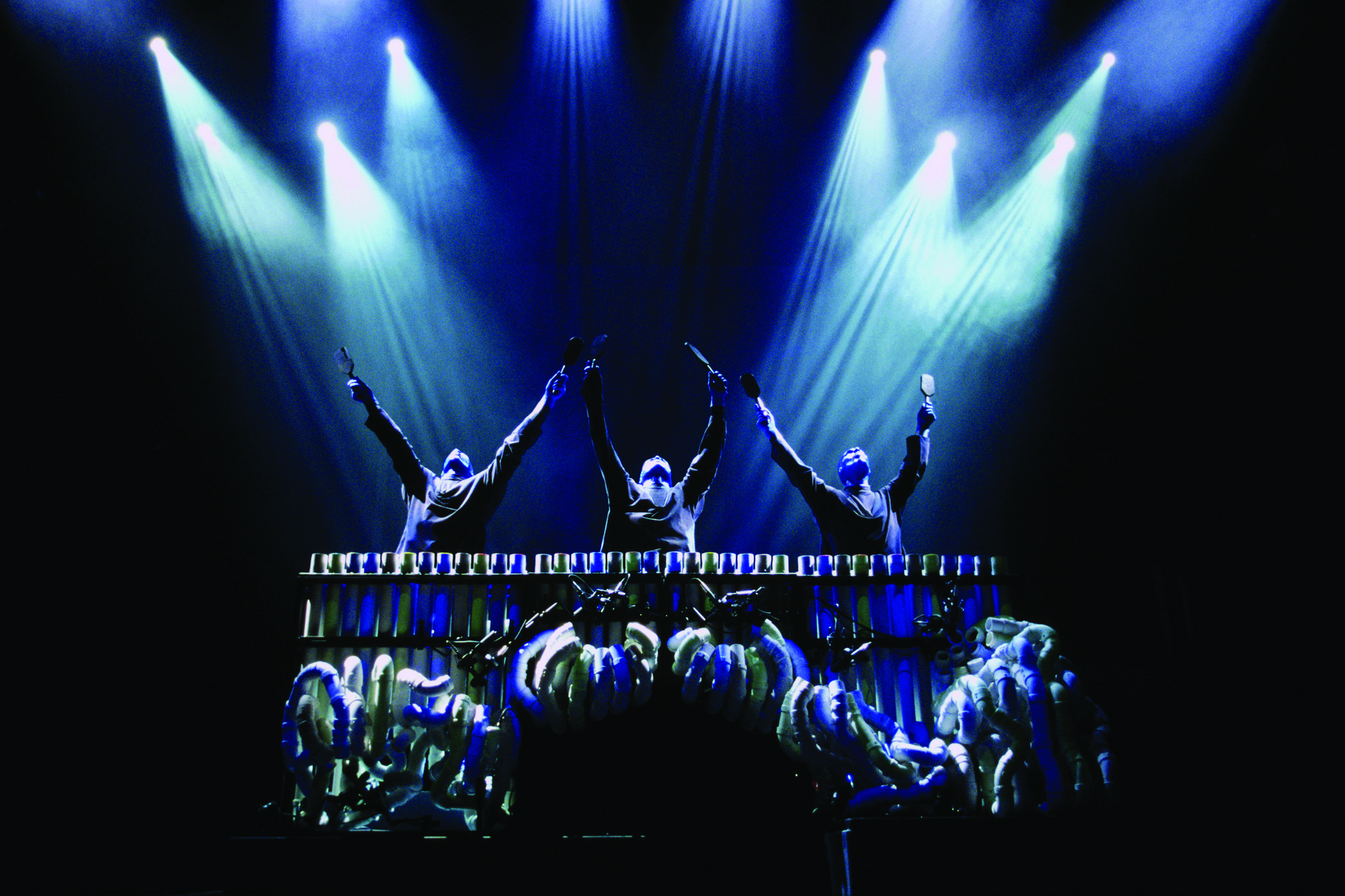 Blue Man Group (With images) Blue man group
