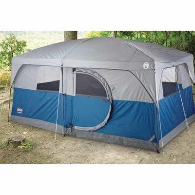 Coleman H&ton 9-Person Tent  sc 1 st  Pinterest & Coleman Hampton 9-Person Tent | My Christmas Wish List | Pinterest ...
