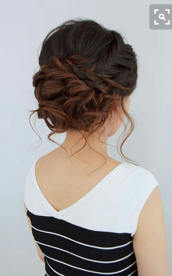 Pin By Sandra Valles On Hairstyle Ideas Pinterest Wedding